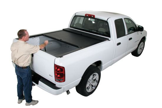 Roll-N-Lock Sliding Tonneau