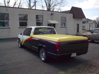 Chevy Long Bed LSII