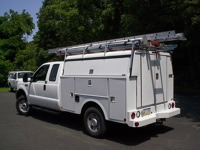 Ford Utility Body DCU